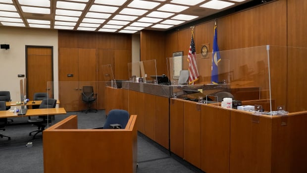 chauvin courtroom
