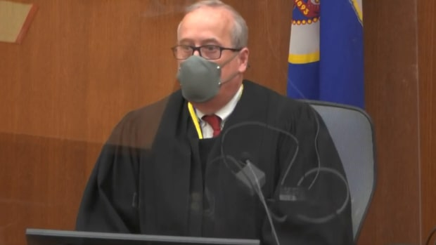 Judge Peter Cahill - March 8
