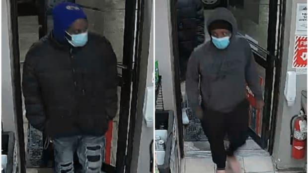 Edina Speedway robbery suspects