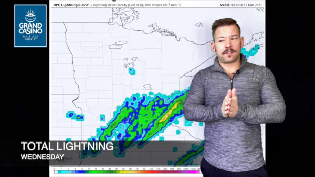 March 12 Weather with Sven: Minnesota at risk from historic