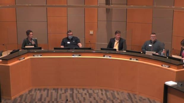ramsey city council