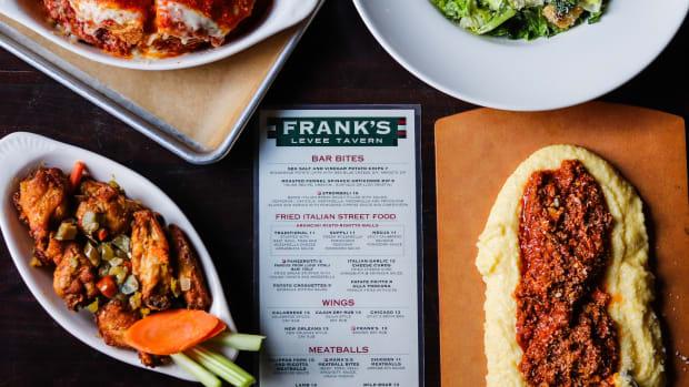 Frank's Levee Tavern