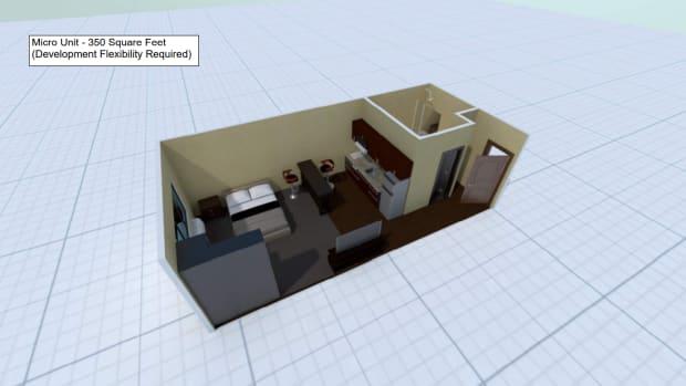 micro unit bloomington hotel apartments