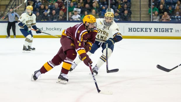 Gopher hockey