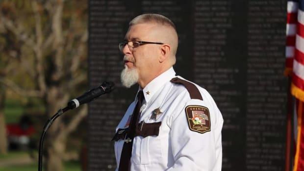 Dodge County Sheriff Scott Rose