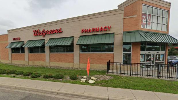 Walgreens in St. Louis Park