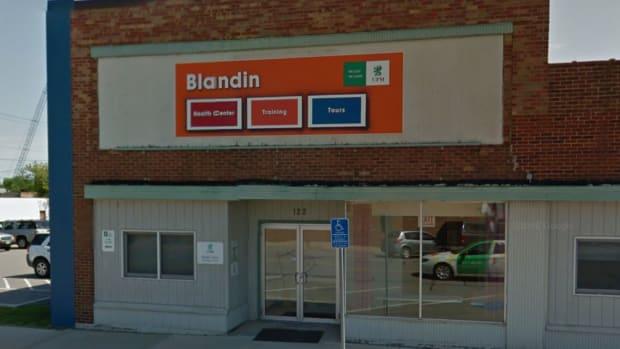 UPM Blandin