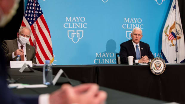 Vice-President-Pence-and-Gov.-Walz-at-Mayo-Clinic-Round-table-discussion-16x9-1-1024x576