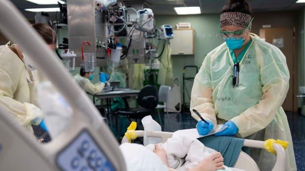 coronavirus, nurse