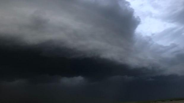 storm, shelf cloud