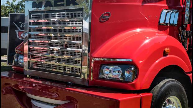 Mack truck
