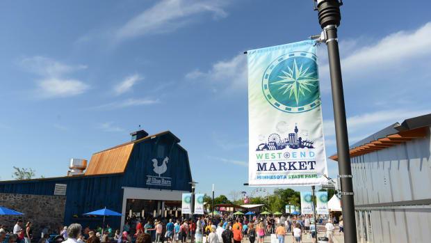 the blue barn - state fair
