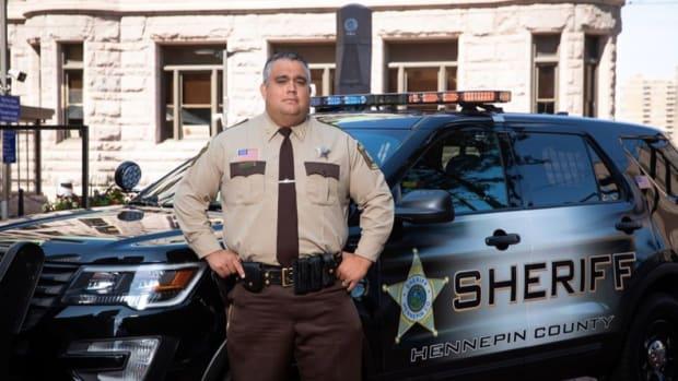Sheriff David Hutchinson
