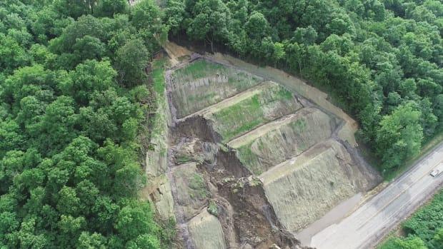 mudslide highway