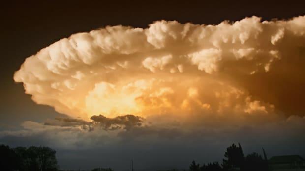 storm, thunderhead
