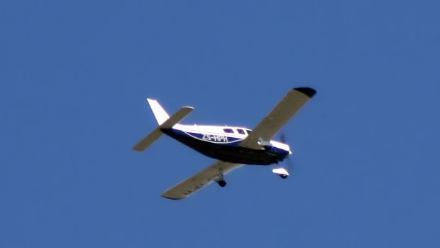 plane, Piper PA-32