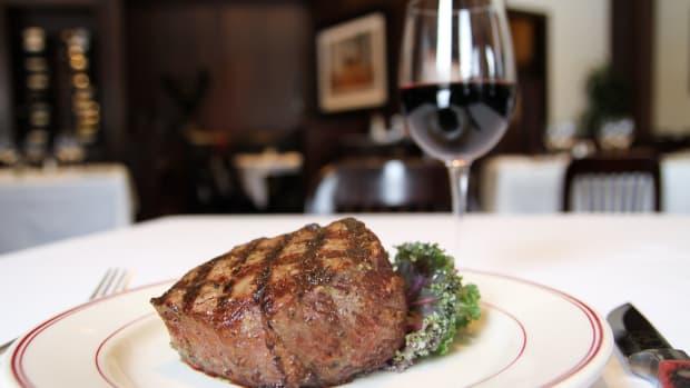 St Paul Grill steak facebook