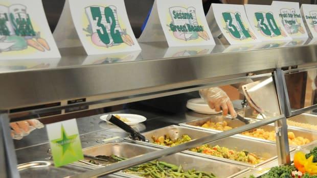 School lunch cafeteria flickr