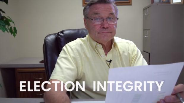 Rep. Glenn Gruenhagen  - YouTube screengrab
