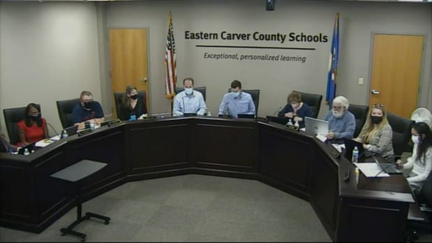 Fight breaks out at Eastern Carver County School Board meeting
