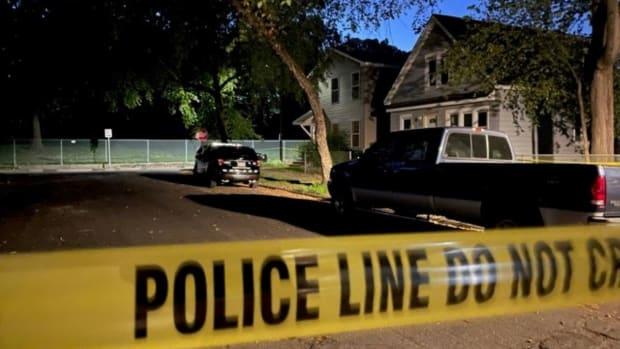 st. paul homicide - 30 block of Winnipeg Avenue West