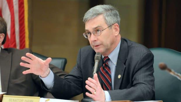 Former Sen. David Hann