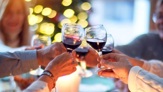 dinner party holidays gathering celebration 1
