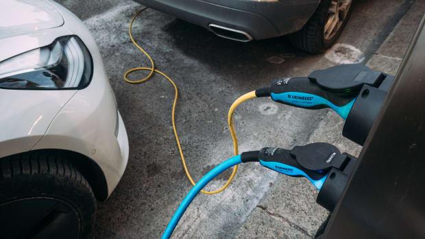 electric vehicles charging station EV