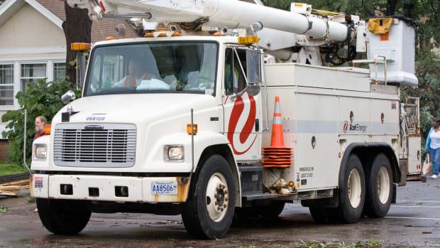 Flickr - Xcel Energy truck - Tony Webster