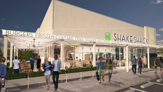 shake shack maple grove rendering