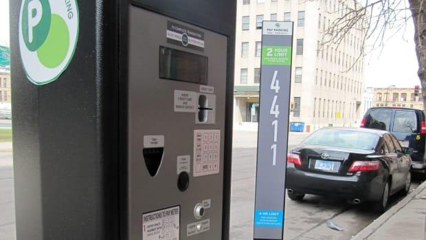 minneapolis parking meter