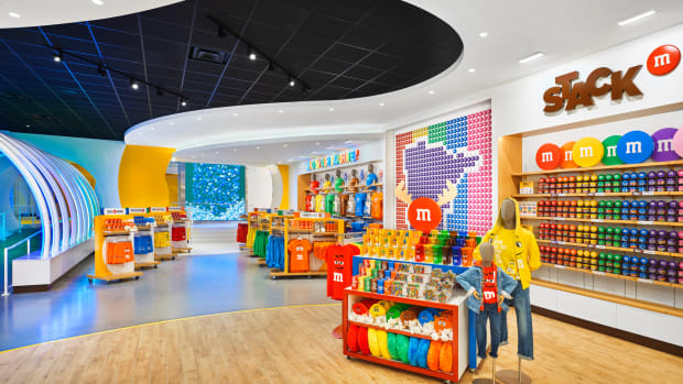 M&Ms mall of america 1