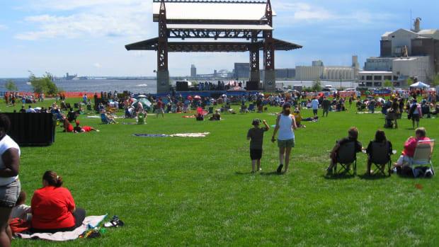 bayfront festival park duluth