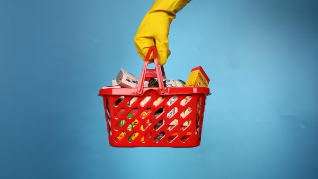 flickr - shopping basket covid