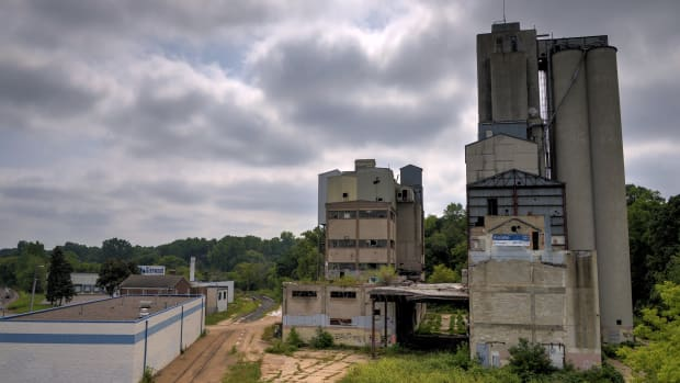 Fruen Mill in Minneapolis.