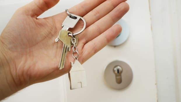 real estate housing keys