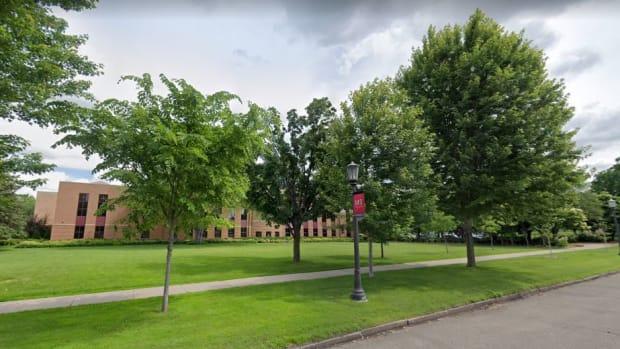 Street View - Mitchell Hamline campus - St Paul