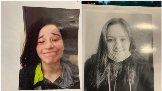 Missing Bemidji teens.