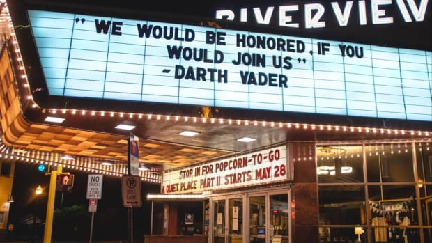 Facebook - Riverview Theater