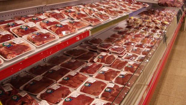 Pixabay - supermarket meat