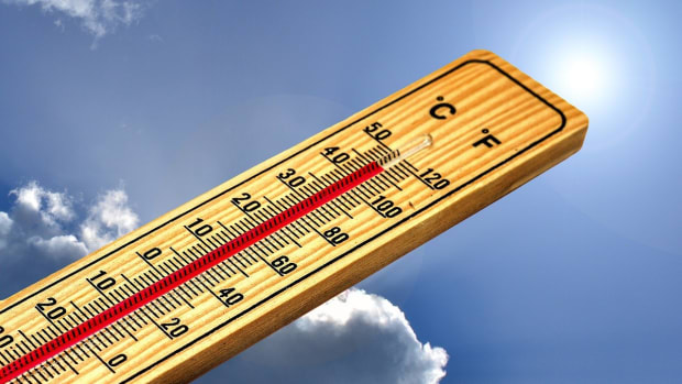 Pixabay - thermometer hot