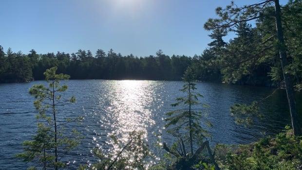 namakan lake - voyageurs national park