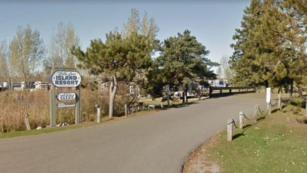 Street View MIlle Lacs Resort entrance