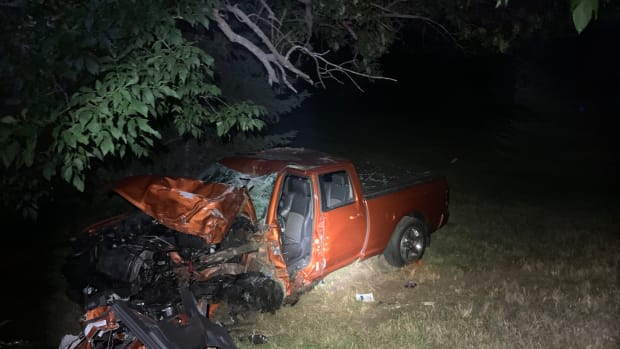 Stearns COunty - Co Rd 44 & 144 Crash