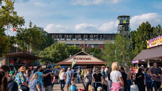 State Fair Grandstand