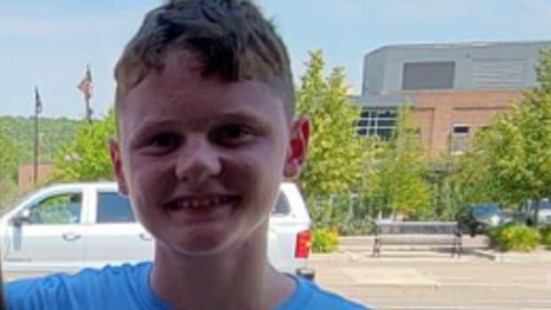Cloquet PD - Tyler Stevens missing teen - July 8, 2021