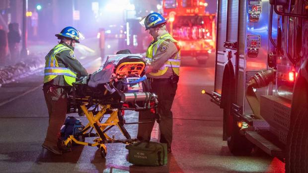 paramedics emts emergency hennepin county ambulance