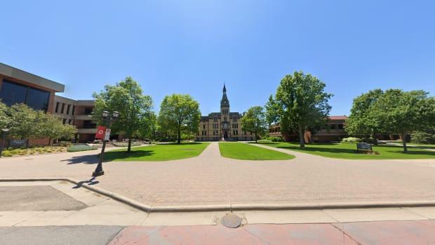 Hamline University - 1537 Hewitt Ave, St Paul, Minnesota - June 2019