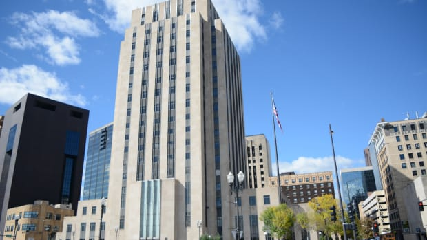 ramsey county courthouse