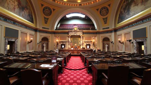 Flickr - Minnesota state senate chamber - Matt Lewis